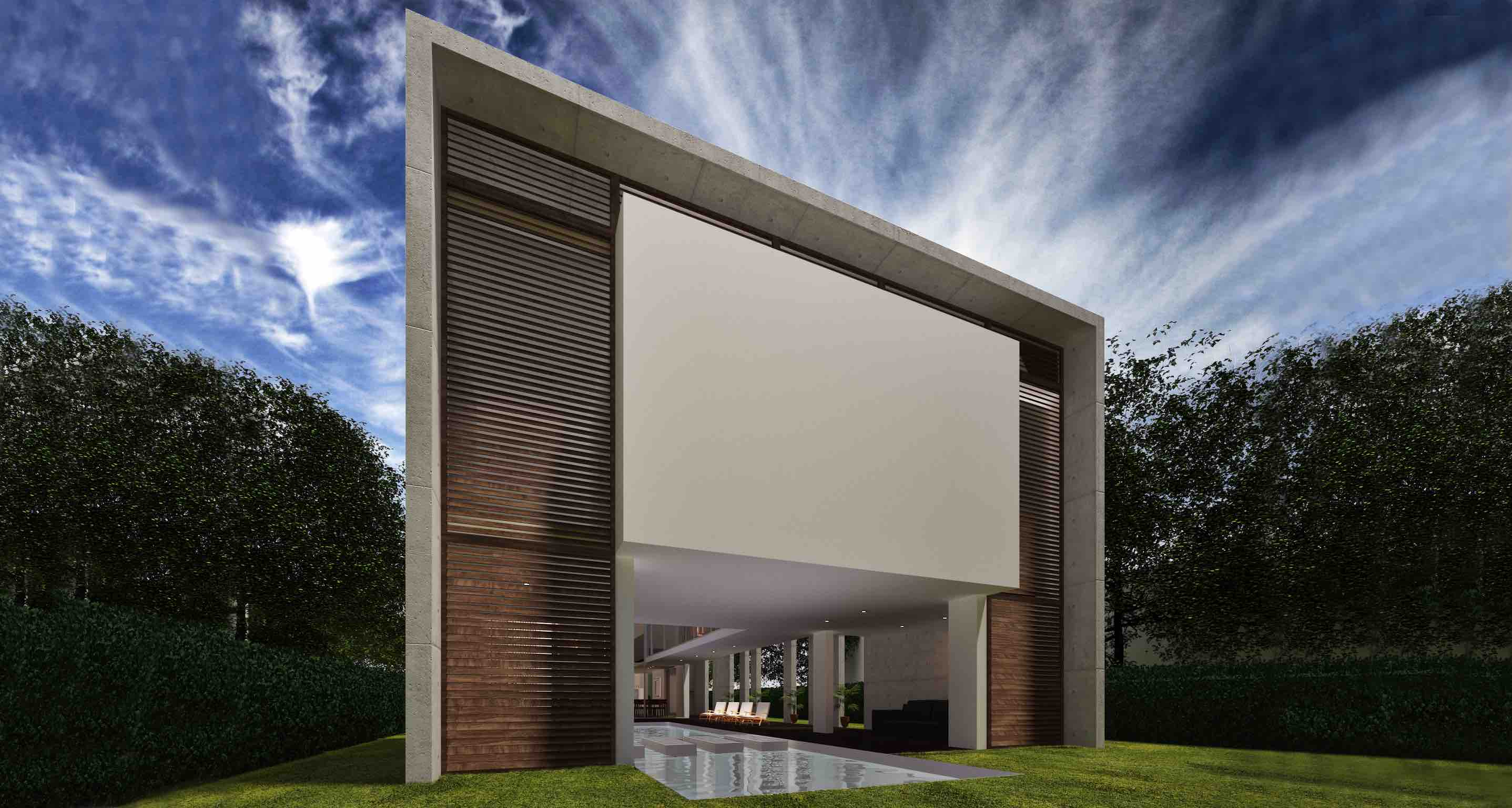 Modern Architeture Florida