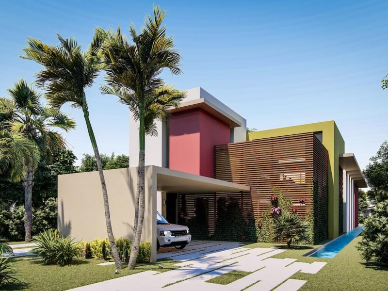 The Urban Design Miami Houses