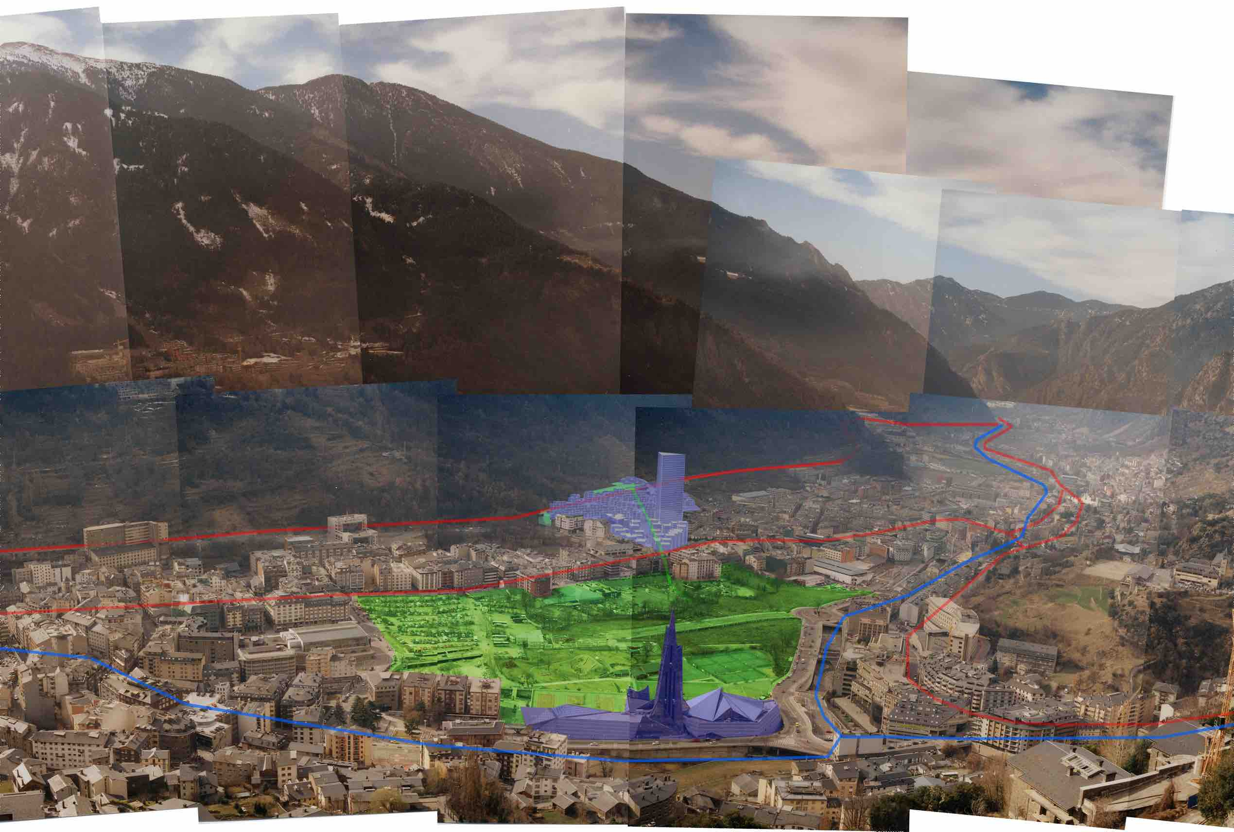 Andorra Urban Design