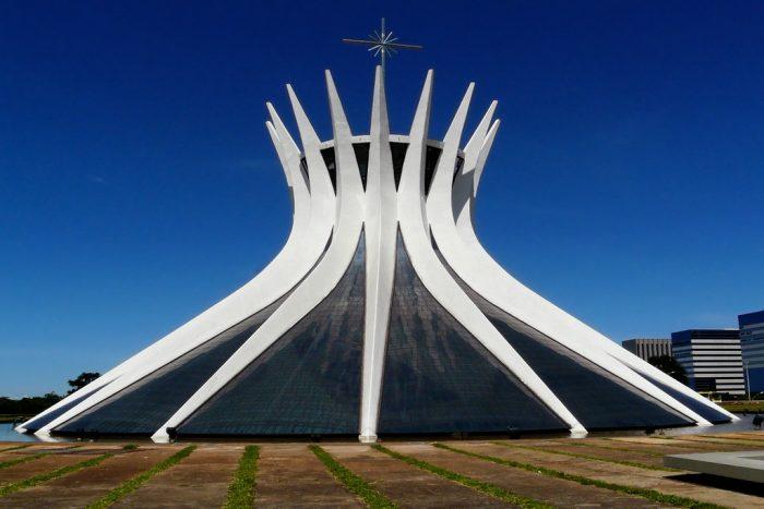 BrasiliaCathedral, Oscar Niemeyer